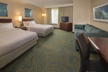 Guestroom | Springhill Suites by Marriott State College
