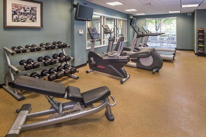 Fitness Facility | Springhill Suites by Marriott State College