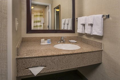 Bathroom Sink | Springhill Suites by Marriott State College