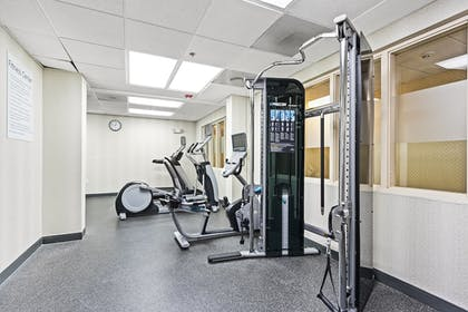 Fitness Facility   Holiday Inn St. Petersburg West
