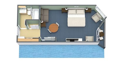 Floor plan | Compass Cove Resort