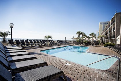 Outdoor Pool | Compass Cove Resort