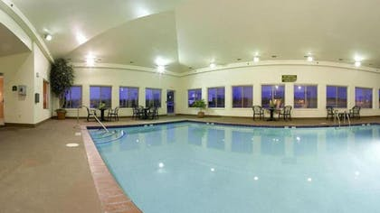 Indoor Pool | Holiday Inn Express Athens