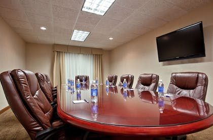 Meeting Facility   Holiday Inn Express Hotels and Suites Dayton North Tipp City