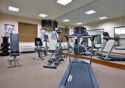 Fitness Facility   Holiday Inn Express Hotels and Suites Dayton North Tipp City
