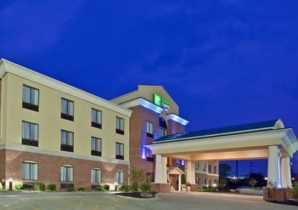 Featured Image   Holiday Inn Express Hotels and Suites Dayton North Tipp City