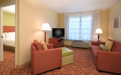 Living Room | Towneplace Suites By Marriott