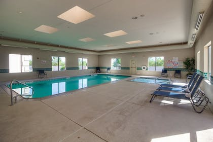 Indoor Pool | Ashmore Inn & Suites