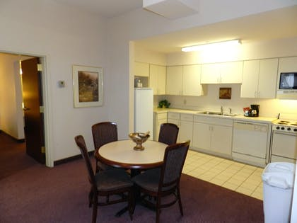 In-Room Kitchen | Ashmore Inn & Suites