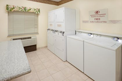 Laundry Room | Candlewood Suites Tyler