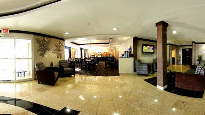 Lobby | Holiday Inn Express Hotel & Suites Bastrop