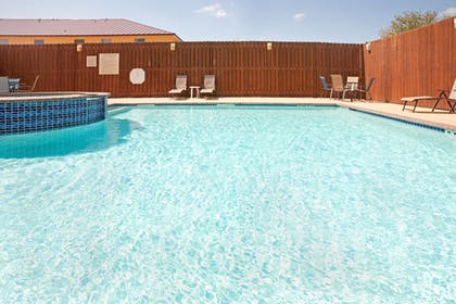 Outdoor Pool | Holiday Inn Express Hotel & Suites Bastrop