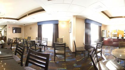 Breakfast Area | Holiday Inn Express Hotel & Suites Bastrop