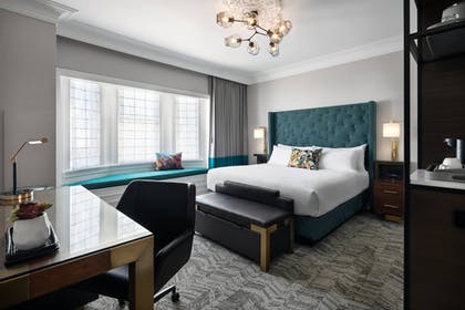 Room | Courtyard by Marriott San Francisco Downtown/Van Ness Ave.