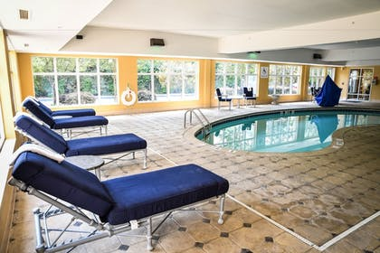 Pool | Holiday Inn Express Hotel & Suites Concord