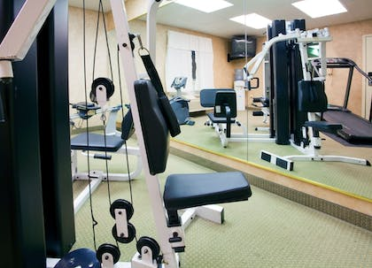 Fitness Facility | Holiday Inn Express Hotel & Suites Concord