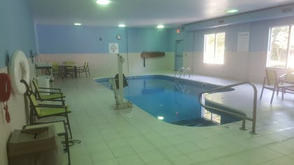 Pool | Holiday Inn Express Hotel & Suites Dayton-Centerville