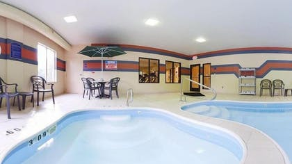 Indoor Pool | Holiday Inn Express Hotel & Suites Dayton-Centerville