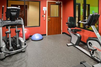 Fitness Facility | Holiday Inn Express Hotel & Suites Dayton-Centerville