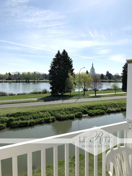 Guestroom View | Le Ritz Hotel and Suites