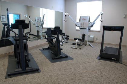 Gym | Le Ritz Hotel and Suites
