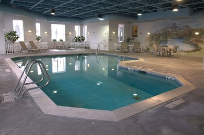 Indoor Pool | Le Ritz Hotel and Suites