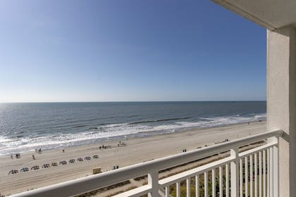 Guestroom View | Camelot By The Sea by Oceana Resorts