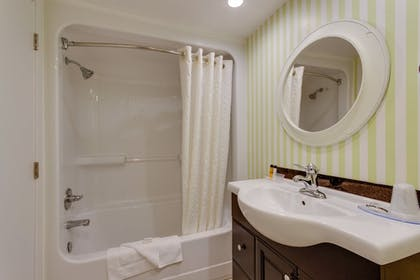 Bathroom | Camelot By The Sea by Oceana Resorts