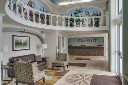 Hotel Interior | Camelot By The Sea by Oceana Resorts