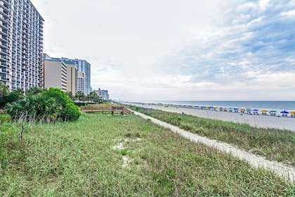 Beach/Ocean View | Camelot By The Sea by Oceana Resorts