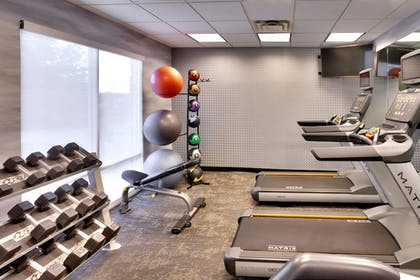 Sports Facility | Fairfield Inn and Suites by Marriott Roswell