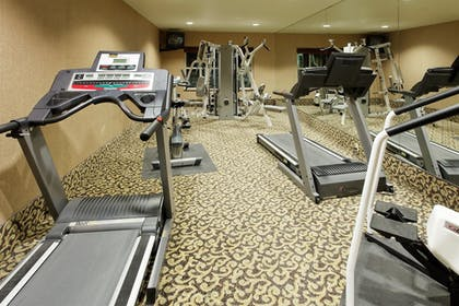 Gym | Holiday Inn Express Hotel & Suites McCall-The Hunt Lodge