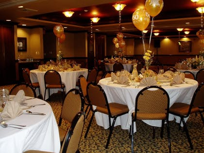 Banquet Hall | Holiday Inn Express Hotel & Suites McCall-The Hunt Lodge