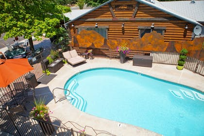 Outdoor Pool | Canyons Boutique Hotel, a Canyons Collection Property
