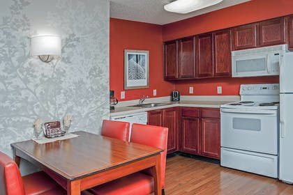   Studio, 1 King Bed with Sofa bed   Residence Inn by Marriott Indianapolis Northwest