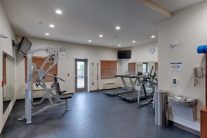 Fitness Facility | Best Western Plus Delta Inn & Suites