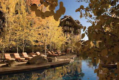 Outdoor Pool | Four Seasons Resort Jackson Hole