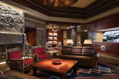 Lobby | Four Seasons Resort Jackson Hole