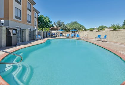 Pool | Holiday Inn Express Hotel & Suites Duncanville