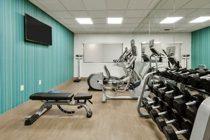 Fitness Facility | Holiday Inn Express Hotel & Suites Duncanville