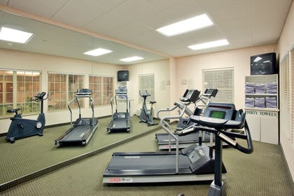 Fitness Facility | Holiday Inn Express & Suites Williamsburg