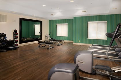 Fitness Facility | Holiday Inn Express Hotel & Suites Independence-Kansas City