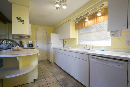 In-Room Kitchen | Sun Deck Inn and Suites
