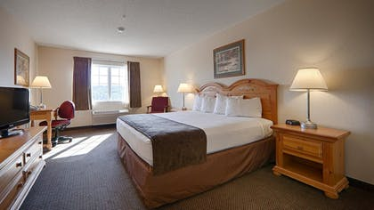 Guestroom | Best Western Mountain View Inn