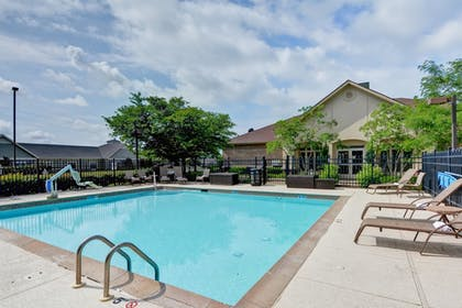 Pool | Homewood Suites by Hilton Lexington
