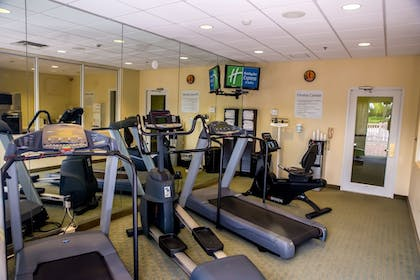 Fitness Facility | Holiday Inn Express Hotel & Suites Cocoa