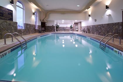 Pool | Holiday Inn Express Hotel & Suites Hill City