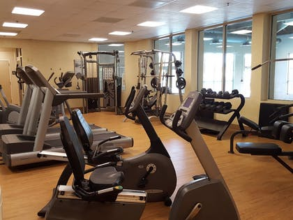 Fitness Facility | Cypress Bend Resort Best Western Premier Collection
