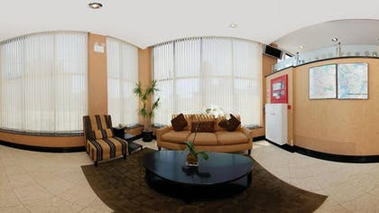 Lobby Sitting Area |  | Red Lion Inn & Suites Long Island City