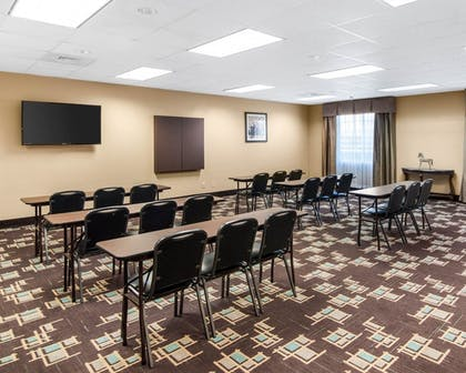Meeting Facility | Comfort Suites Odessa